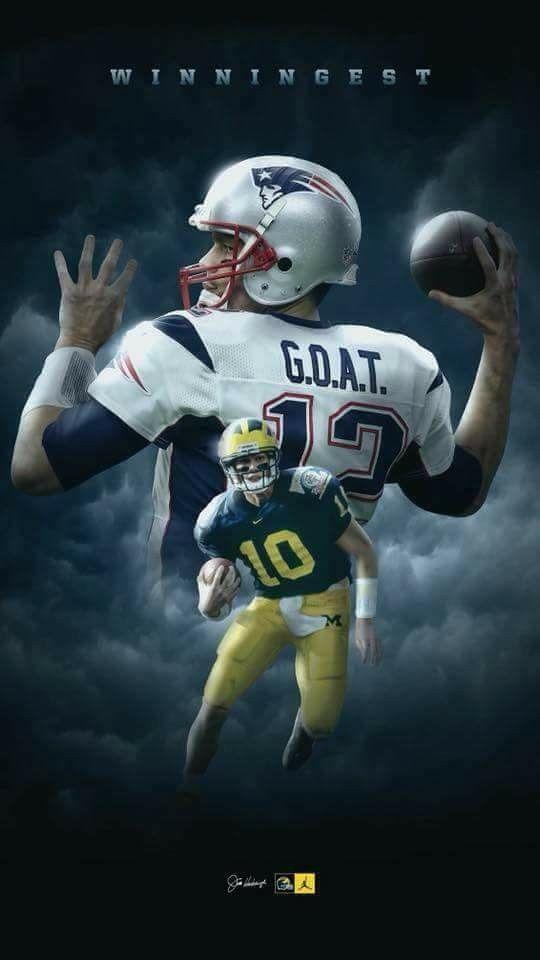 Pin By Johnathan On Michigan Wolverine Football New England Patriots Football Nfl Football 49ers Tom Brady Michigan