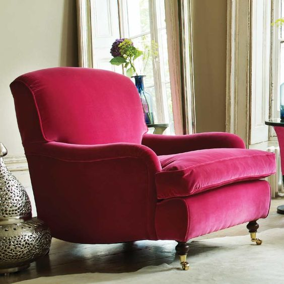 Best Ideas About Pink Velvet Armchair Armchair I M And