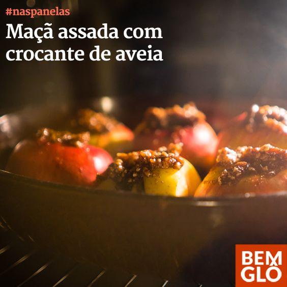 Vem aprender a preparar essa receita leve, deliciosa e tudo de Bemglô. <3 Prepare hoje mesmo esta receita!