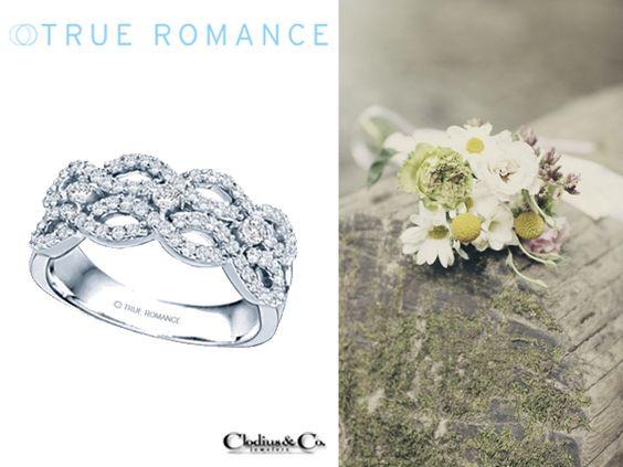 0.72cts Diamond Anniversary Band by True Romance