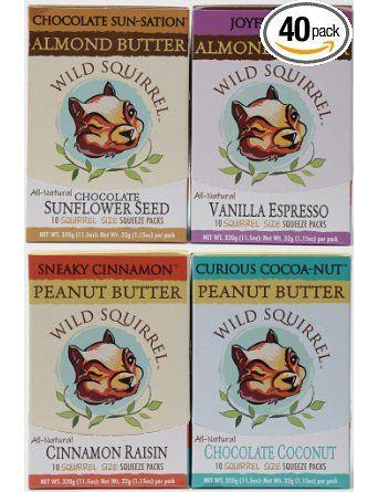 pack: AB vanilla espresso + AB chocolate sunflower seed + PB cinnamon ...