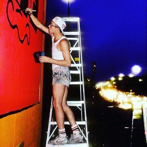 Keith Haring #keithharing #popart #graffiti #urban #urbanart... #InspireArt - #Art #LoveArt http://wp.me/p6qjkV-4AT