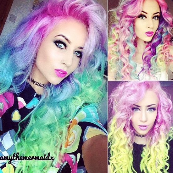 Image from http://blog.vpfashion.com/wp-content/uploads/2014/11/bright-pastel-color-wavy-hairstyles-for-2015-trends.jpg.
