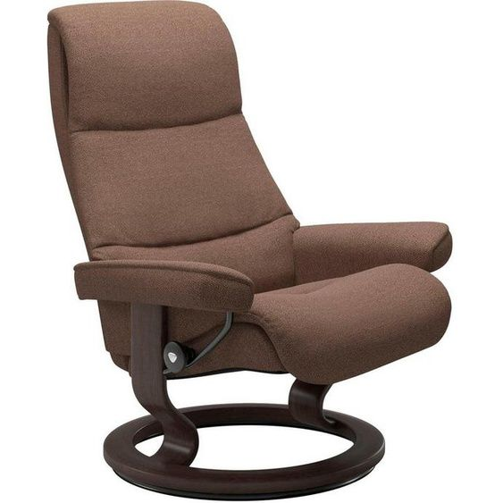 Stressless Relaxsessel View Mit Classic Base Grosse Mgestell Wenge In 2020 Mit Bildern Relaxsessel Sessel Einrichtungsstil