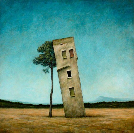 Landscape, Albert Guasch