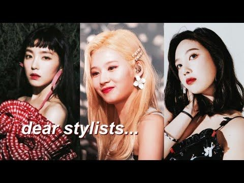 Female Kpop Idols Struggling With Outfits Youtube Kpop Idol Kpop Idol