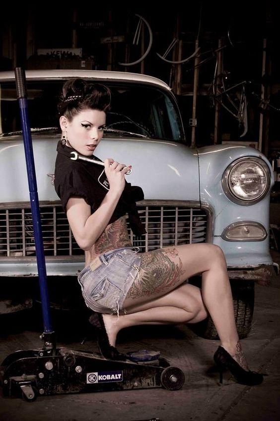 Dany Bullet: Rockabilly Pinupgirls, Hotrod, Cars Pinups, Pinup Girls, Cars Girls, Girls Cars, Pin Up