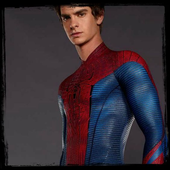 Spiderman - Andrew Garfield