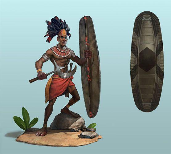 Sid Meier's Civilization VI: Mvemba a Nzinga sera à la tête du Kongo - 2K et…