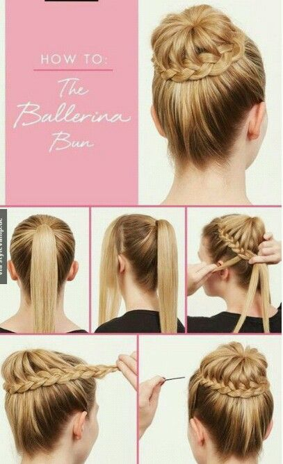 a beautiful hair style style