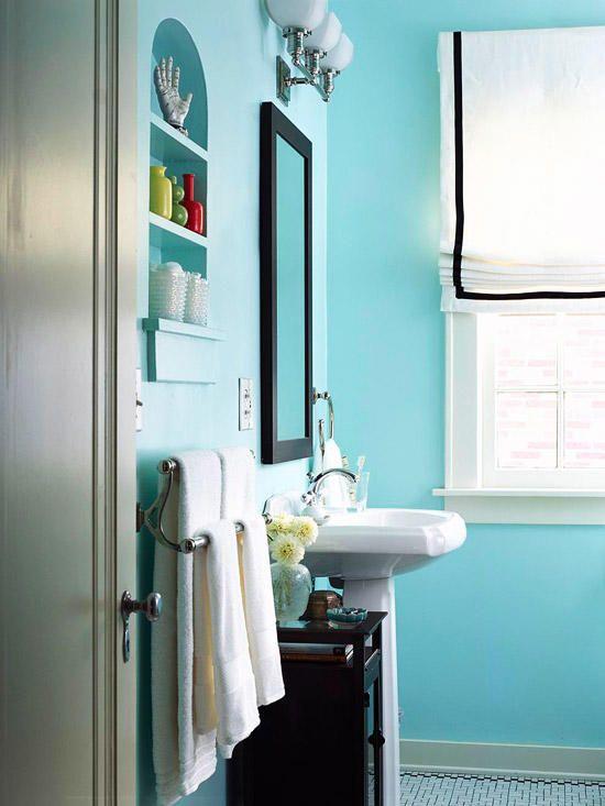 Blue Bathroom Design Ideas Blue Bathrooms Designs Bright Rooms