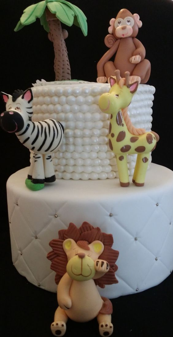 Jungle Cake Decoration Ideas : Pinterest   The world s catalog of ideas