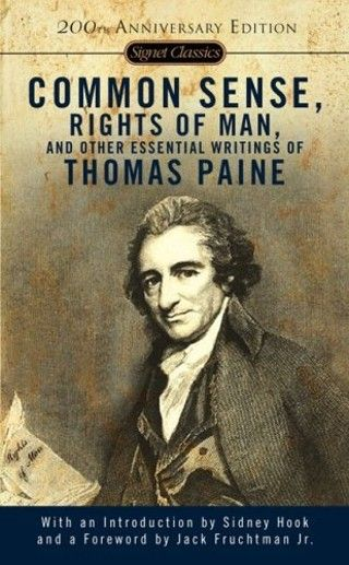 Book that inspired the founding fathers.