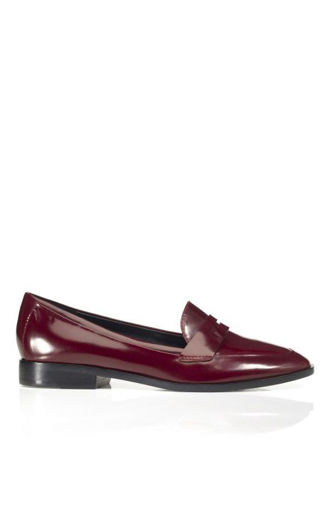 Pinot Noir on your shoes!  A-ok when it's Sigerson Morrison we're referring to :)