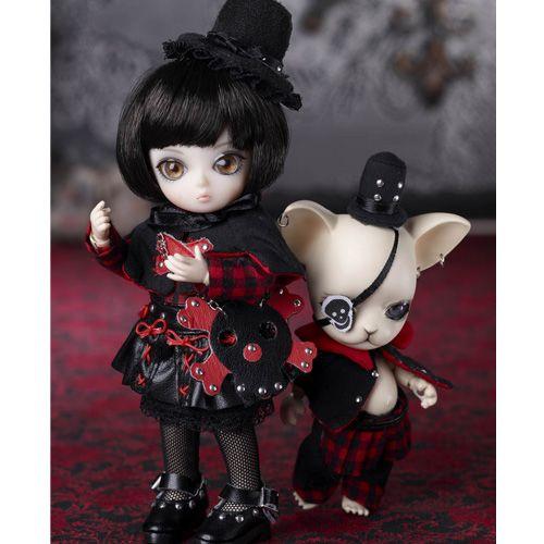 球体関節人形 愛 Black berry(ブラックベリー)