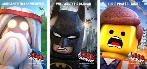 alannotes.com.br Filme Lego Movie (Uma aventura Lego) Poster