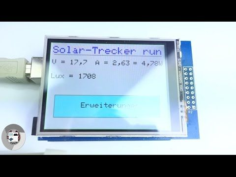 Arduino Tutorial 2 8 Tft Lcd Touch Screen Ili9325 With Arduino