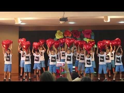Eu Amei Te Ver Dia Das Maes Maio 2017 2anoe Cscj Youtube
