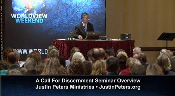 Justin Peters Ministries