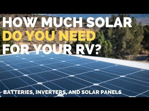 5 Best Rv Solar Kit On The Market Plus Buyers Guide A Solar Panel Works By Capturing Energy From Sunlight And Passing It Through T Rv Solar Solar Solar Panels
