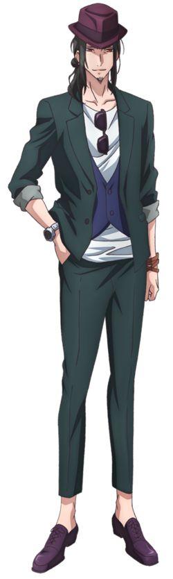Daikoku Shuuji (B-Project: Kodou*Ambitious)