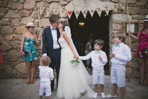 Un bonito día: la boda de C