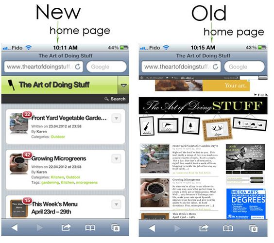 How to Make Your Site Mobile Friendly: Gasp Pumpkins,  Internet Site,  Website, Web Site, Websites I Like, Pumpkin Pies