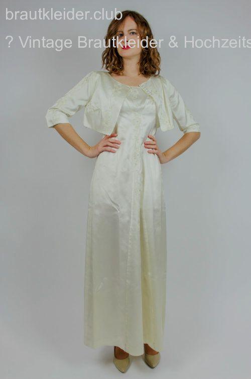 ▷ Vintage Brautkleider & Hochzeitskleider online kaufen