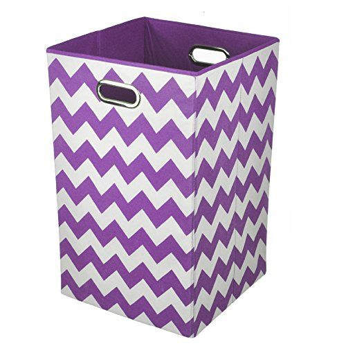 Modern Littles Laundry Bin, Color Pop Purple Chevron Modern Littles http://www.amazon.com/dp/B00OPWA46Y/ref=cm_sw_r_pi_dp_0EfDwb1X2G7Y1