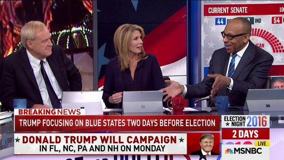 An MSNBC panel discusses how the Trump and Clinton campaigns appeal to different kinds of voters in the same states and the socio-economic lines that draw the parameters of the race more than geographic lines.