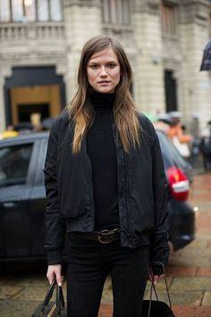 Heatherlisanoire Blogspot, Style Normcore, Allure Attitude, Narwhal, Style Allure, Duty Model, Kasia Struss, Moda Fashion, Effortless