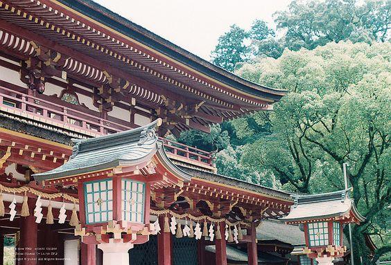 omoi-de:    太宰府天満宮 by yuqicoo on Flickr.