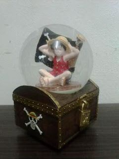 Always In My Heart...: Snow Globe One Piece