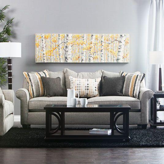 Bailey Sofa U0026 Loveseat By Jeromeu0027s Furniture, SKU COF10SASB | Furniture  Likes | Pinterest | Baileys, Bailey Living And Room