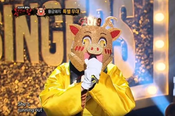 """Hollywood Actor Surprises Panelists With A Special Stage On """"The King Of Mask Singer"""""""