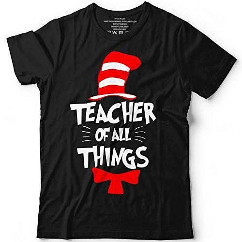 Teacher Of All Things Teachers Day Funny Idea Gift Customized T-Shirt Hoodie//Long Sleeve//Tank Top//Sweatshirt