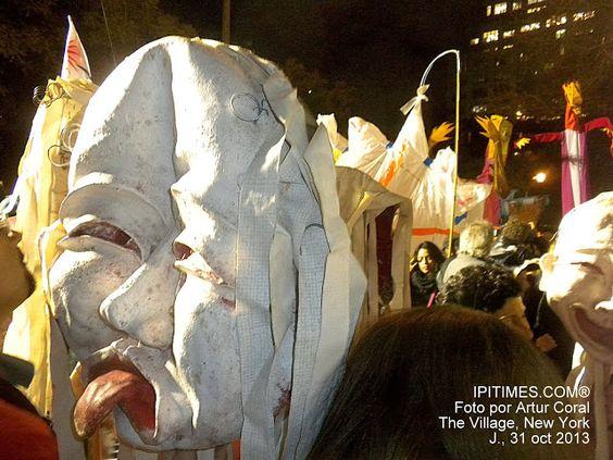 NEW YORK (J., 31 OCT 2013) ||||| HALLOWEEN O DIA DE BRUJAS en el Greenwich Village, Manhattan, New York. IPITIMES.COM. Foto por Artur Coral. - Picasa Web Albums