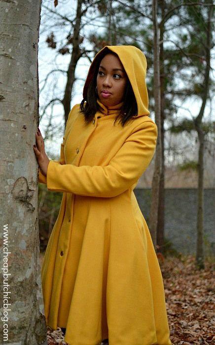DIY Olivia Pope Inspired High-Low Wool Coat | DIY Women&39s Clothing