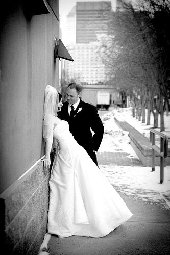 Sheraton Eau Claire Wedding in Calgary