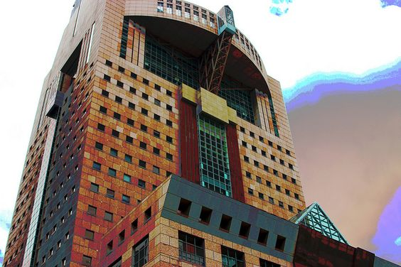 Beautiful Buildings of Downtown Louisville -(The Humana Building) | Flickr - Photo Sharing!