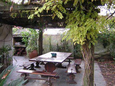 Patios mexicanos rusticos buscar con google gardening for Patios rusticos