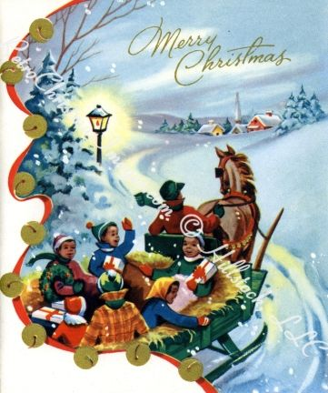 african american vintage christmas - Bing Images Merry Christmas