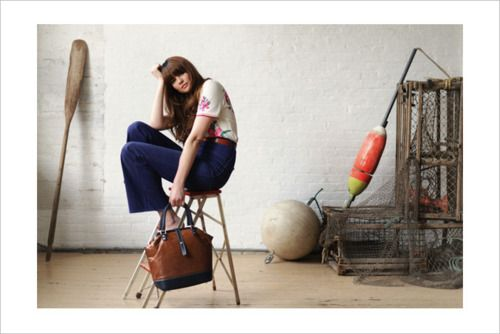 """Fleabags SS 2011. Possibly the next """"It"""" bag for me!"""