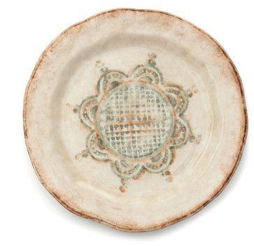 Chianti Salad/Dessert Plate mediterranean-plates