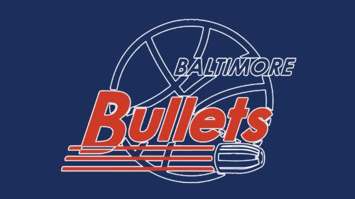 Baltimore Bullets Logo   Logos, Baltimore, Nba logo