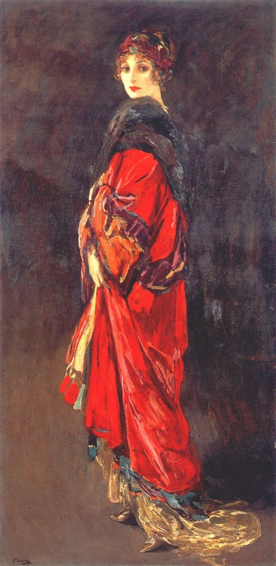 By John Lavery, 1918: