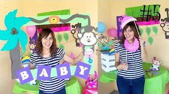 baby shower hawaiano - YouTube