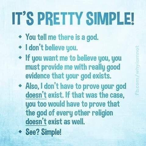 Pin By Rob True On Free Thinker Cool Writing Atheist Humor Atheism God Exist Essay