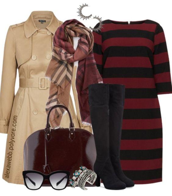 Alexa Webb - Plus Size Fashion - Plus Size Fall Outfit