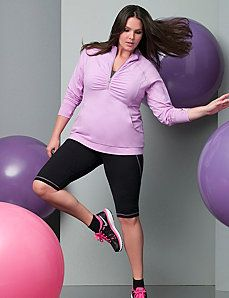 new arrivals in plus size active wear for women | lane bryant